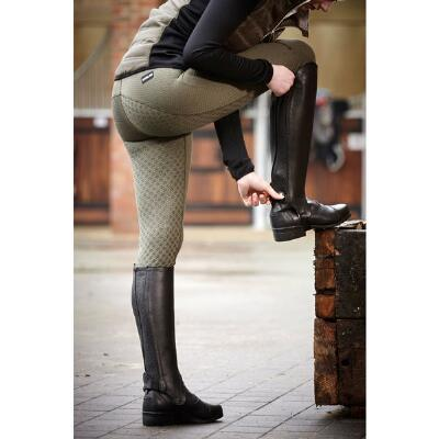 Dublin Performance Warm-It Gel Ladies Riding Tights