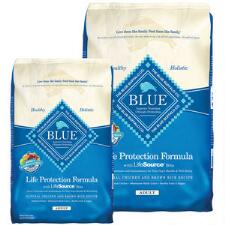 BLUE Life Protection Adult Chicken and Brown Rice