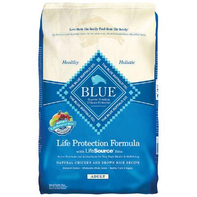 BLUE Life Protection Adult Chicken and Brown Rice 30 lb