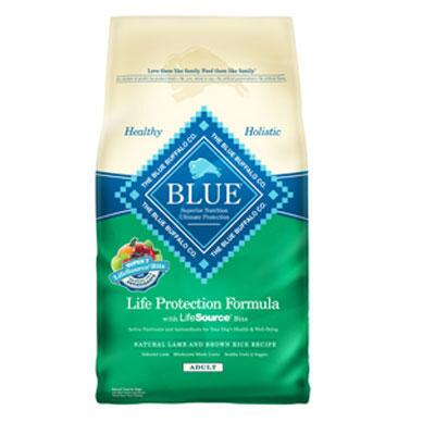 BLUE™ Life Protection Adult Lamb and Brown Rice 30 lb