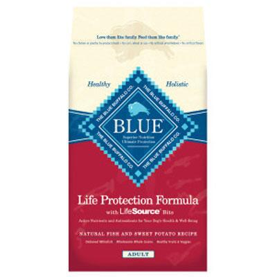 BLUE™ Life Protection Adult Fish and Sweet Potato 15 lb