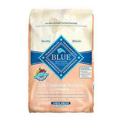 BLUE Life Protection Large Breed Puppy Chicken 30 lb
