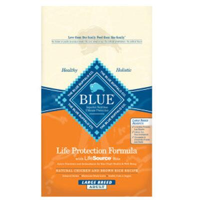BLUE Life Protection Large Breed Adult Chicken 30 lb