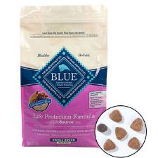 BLUE Life Protection Small Breed Chicken Brown Rice 15 lb - TB