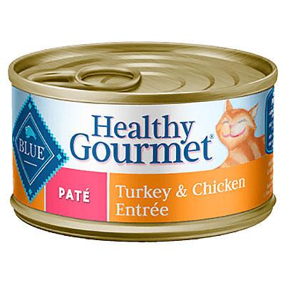 BLUE Healthy Gourmet Tender Turkey & Chicken Entree 5.5 oz