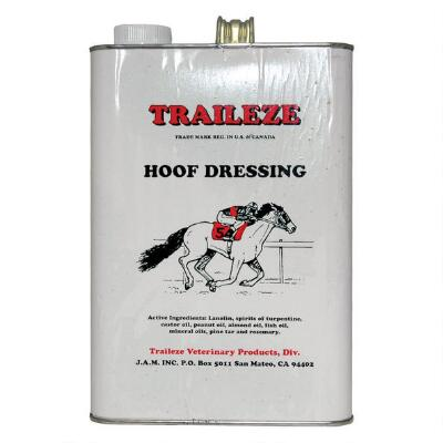 Traileze Hoof Dressing Gallon