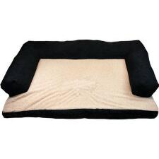 Orthopedic Dog Bed With Bolsters
