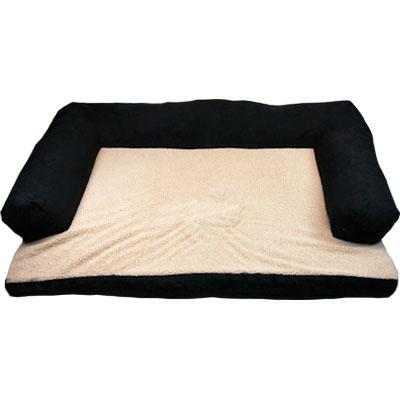 Aspen Pet Bolster Orthopedic Dog Bed