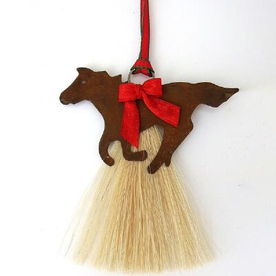 Cowboy Collectibles Running Horse Ornament