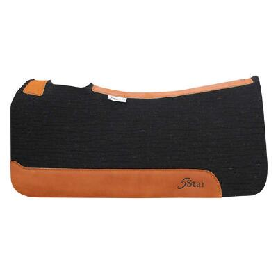 5 Star All Arounder Western Saddle Pad  30 x 30 x .75