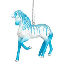 Painted Ponies Holiday Ice Ornament - TB