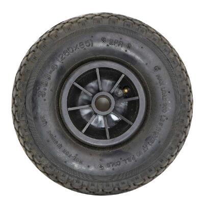 Replacement 10 in Tire for Folding Wheelbarrow