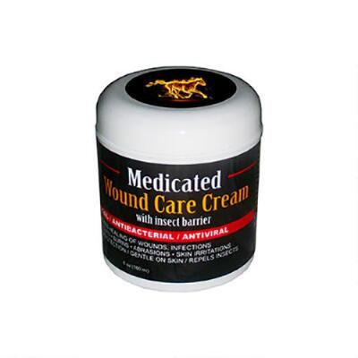 E3 Medicated Wound Care Cream with Insect Barrier 6 oz