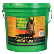 Finish Line Poultice Original Premium Clay 23 lb - TB