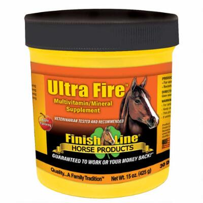 Finish Line Ultra Fire 15 oz - 30 Days
