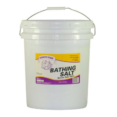 Epsom Salt Bathing Salt 35 Lb