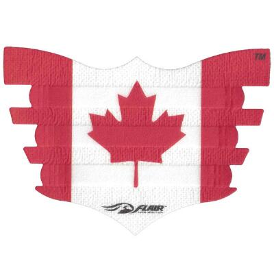 Flair Nasal Strip Canadian Flag Single Use