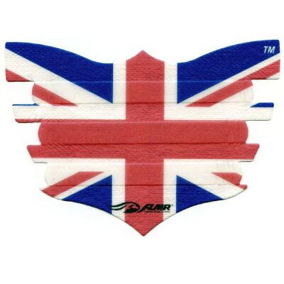 Flair Nasal Strip United Kingdom Flag Single Use