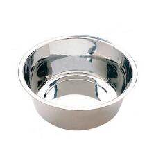 Stainless Steel Dog Bowl - 3 Qt - TB