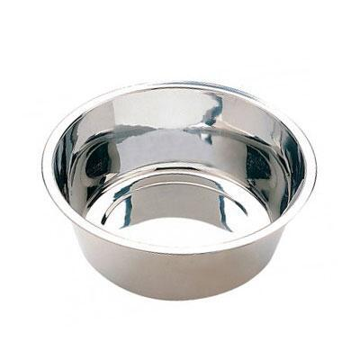 Stainless Steel Dog Bowl - 3 Qt