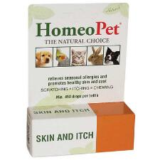 Homeopet Skin & Itch Relief - TB