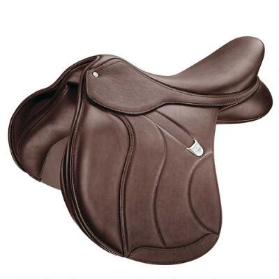 Bates All Purpose SC+ Saddle with Luxe Leather