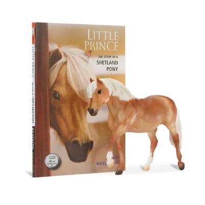 Breyer Little Prince Horse and Book Set