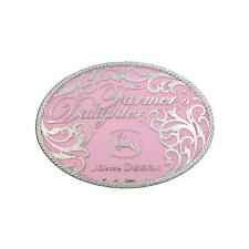 Montana Silversmiths Farmers Daughter Pink Attitude Buckle