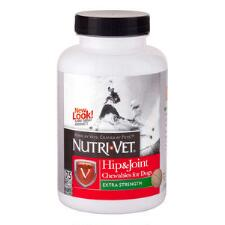 Nutri-Vet Hip and Joint Extra Strength 75 Count - TB