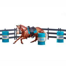 Breyer Classics Palomino Barrel Racing Set - TB
