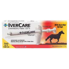 Ivercare Single Dose Paste Dewormer