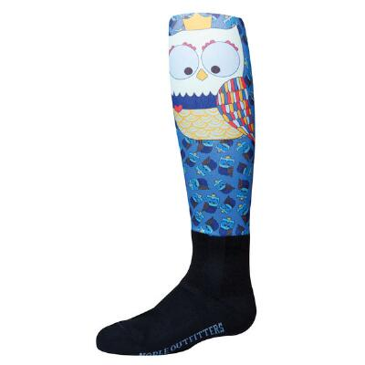 Noble Outfitters OTC Owl Printed Girls Peddies