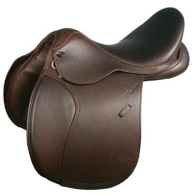 M Toulouse Sienna Platinum Wide All Purpose Saddle
