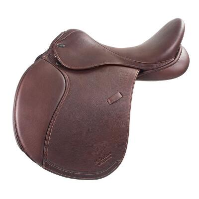 M Toulouse Sienna Platinum All Purpose Saddle - Shop Worn