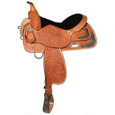 High Horse Gladewater Western Show Saddle - TB