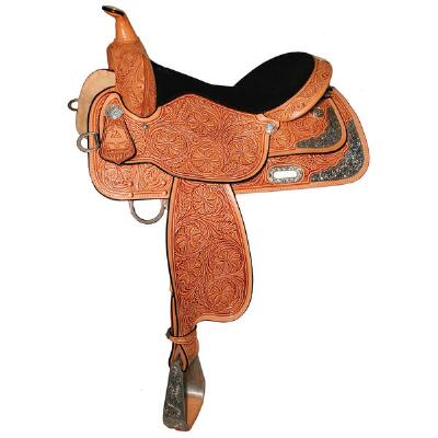 High Horse Gladewater Western Show Saddle