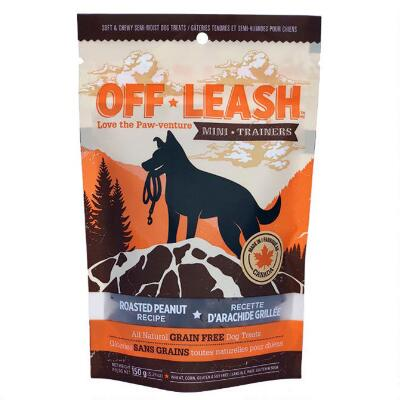 Off Leash Mini Trainers Dog Treats 14 oz