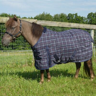 1200D Highland Miniature Stable Blanket Heavy Weight