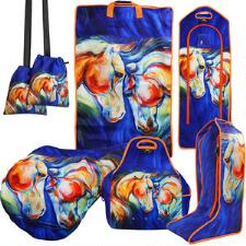 Art of Riding Twin Horses Bag Collection - TB