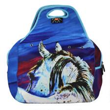 Art of Riding Helmet Bag - Rear View Print - TB