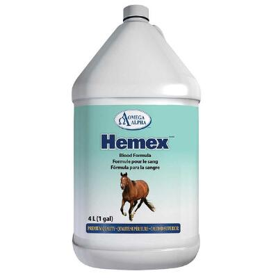 Hemex Blood Builder Gallon