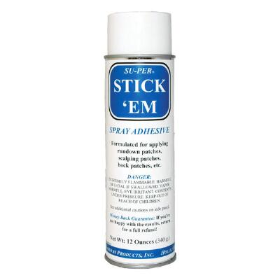 Stik Tite Adhesive Spray 12 Oz