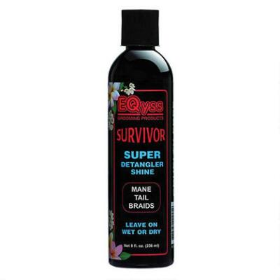 Survivor Super Detangler and Shine 8 oz