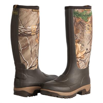 MUDS Cold Front Camo Mens Rubber Boots