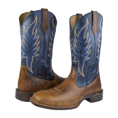 Noble Outfitters All Around Inferno Mens Western Boot