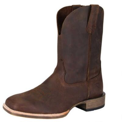 Noble Outfitters Outlaw All Around Square Toe Mens Western Boot