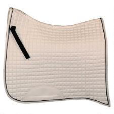 Roma Swallow Tail Dressage Saddle Pad  - TB