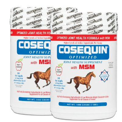 Cosequin Optimized With Msm 1400 G 2 Pack