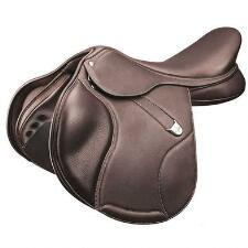 Bates Elevation DS+ with Luxe Leather Jump Saddle - TB