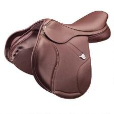 Bates Elevation+ Jump Saddle - TB